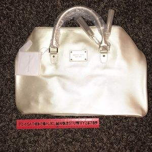 Michael Kors overnight bag